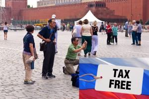 В России вводят tax free для увеличения туристического потока